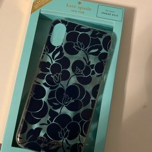 iPhone X Case- Kate Spade
